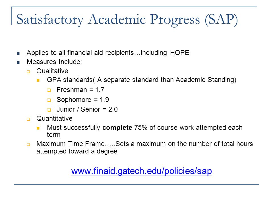 Grade Substitution Policy Impacts Freshmen effective Fall 2005 www.registrar.gatech.edu www.registrar.gatech.edu Remember: HOPE includes forgiven courses.