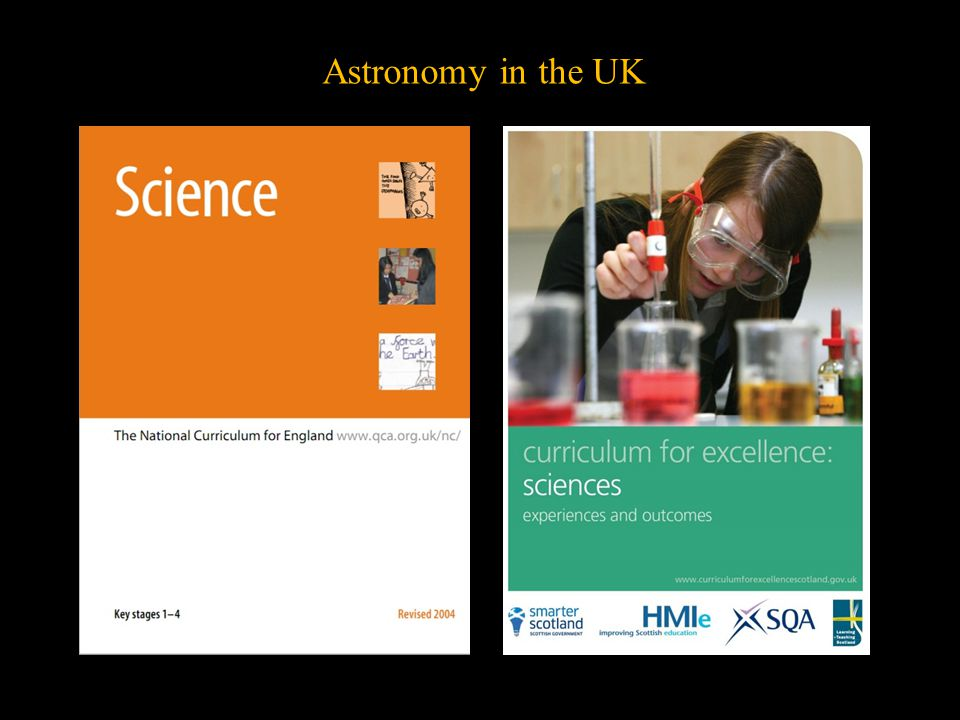 Astronomy in the UK