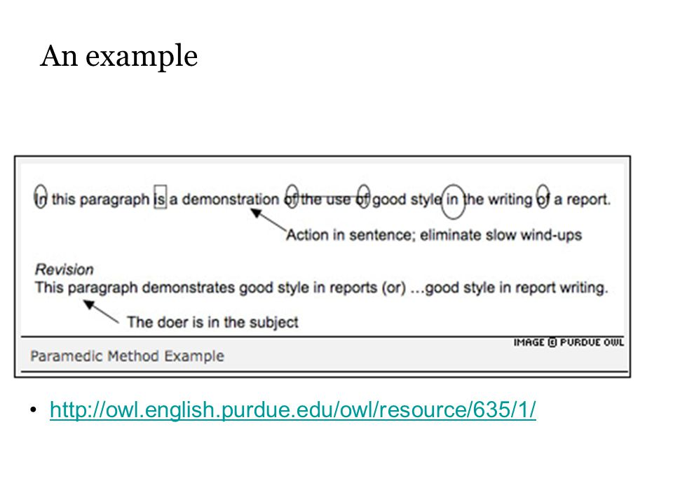 An example http://owl.english.purdue.edu/owl/resource/635/1/