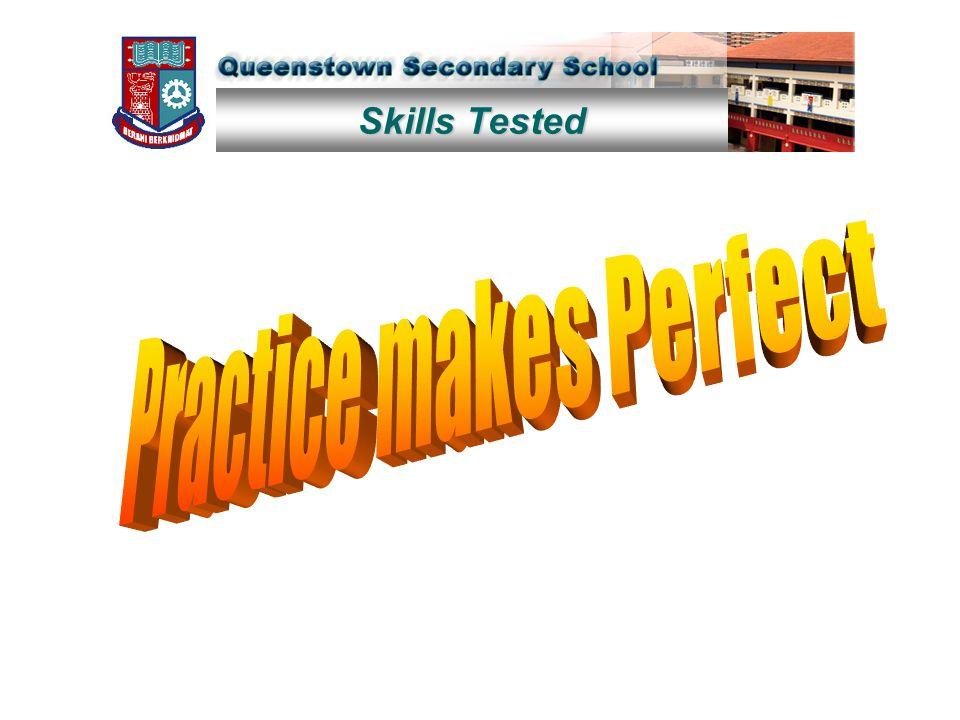 Skills Tested