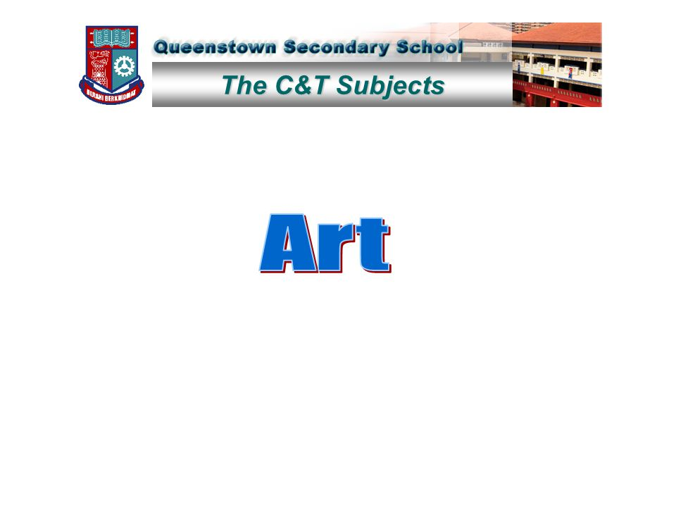 The C&T Subjects