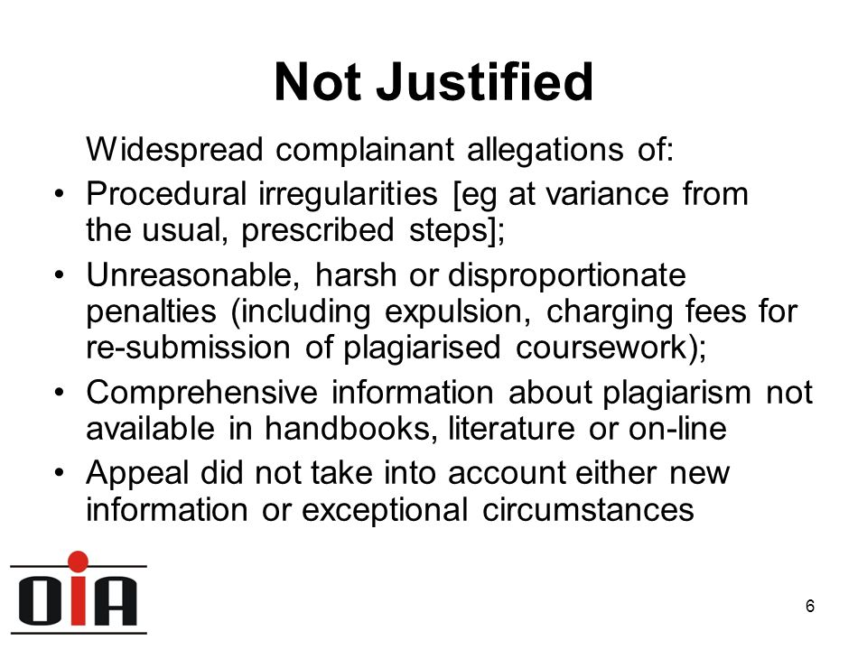 7 Justified or Partially Justified (1) CASE STUDY 1.