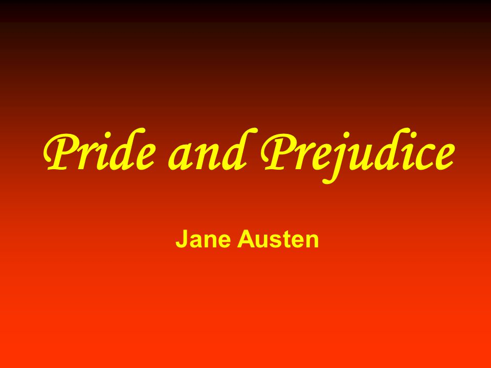 Jane Austen (1775-1817) was a novelist.