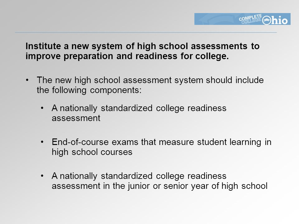 Recommendation 5: Intensify engagement of students and families prior to students' enrollment in college.