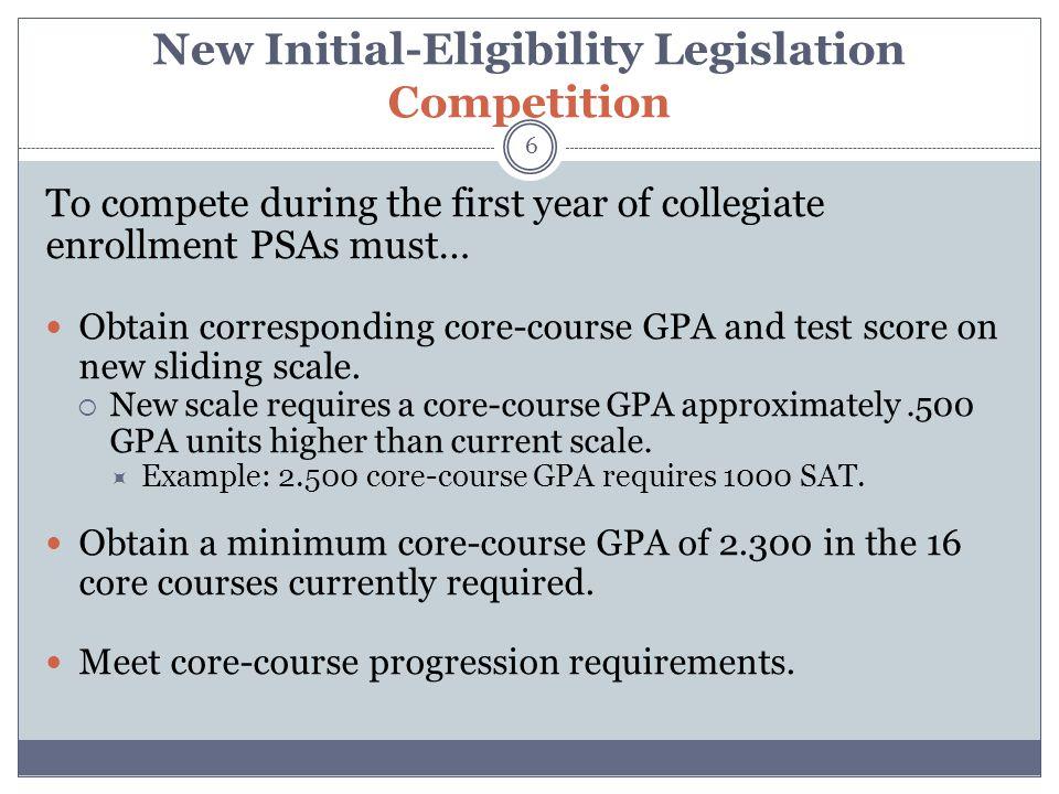 Initial-Eligibility Waiver Case Study No.1 27 PSA Benjamin.