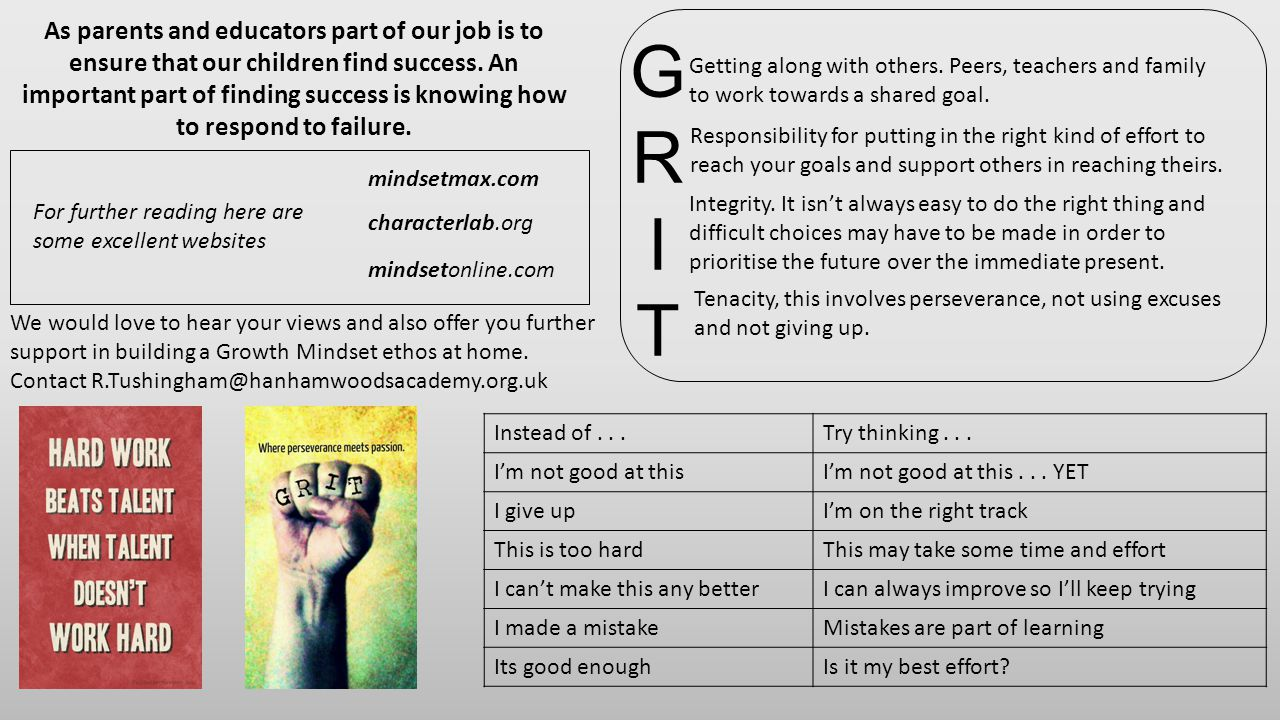 mindsetmax.com characterlab.org mindsetonline.com GRITGRIT Getting along with others.