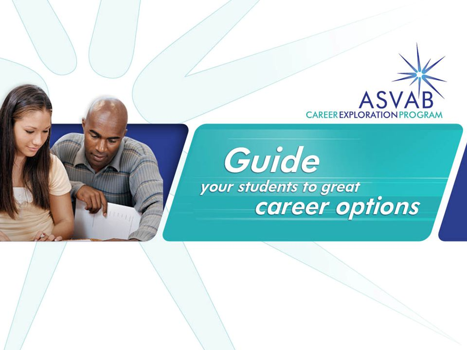 Administering the ASVAB Test What Role Does the School Play.
