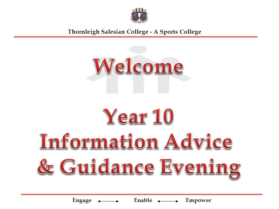 Engage Enable Empower Thornleigh Salesian College - A Sports College