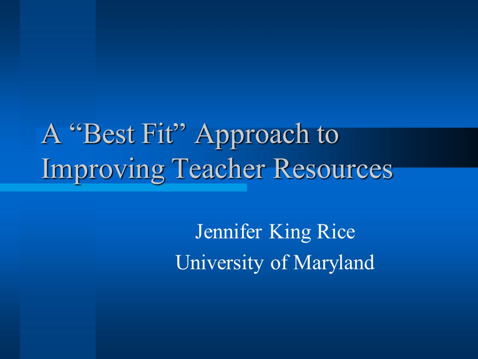 Findings: Teacher preparation program and degree The evidence is mixed regarding the degree to which teacher education programs contribute to teachers' knowledge.