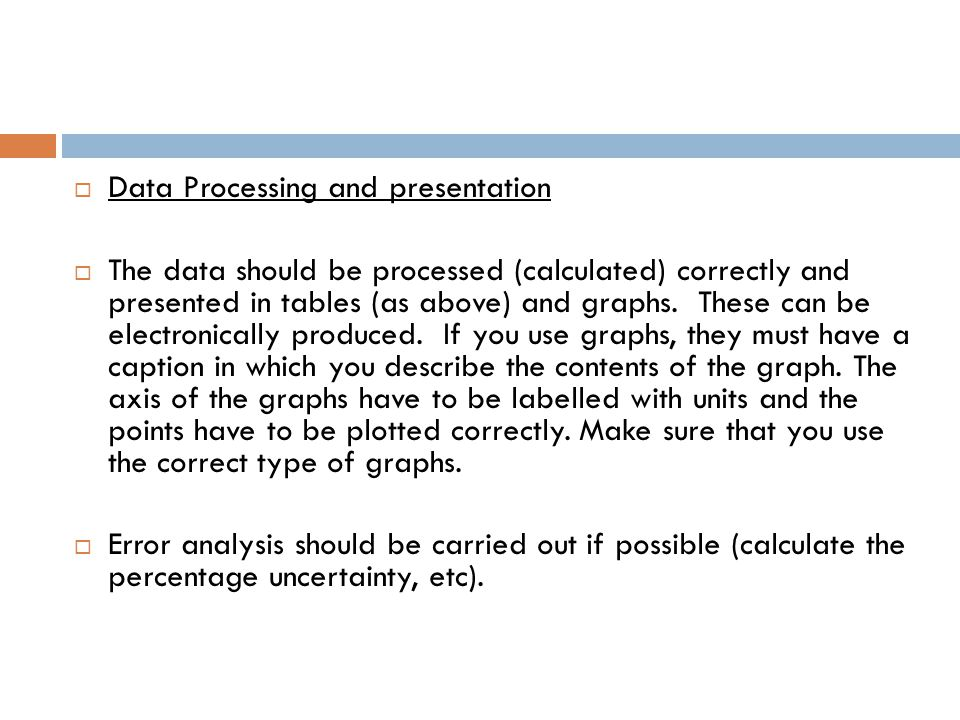 Conclusion  In the conclusion you should discuss the results you obtained in relation with your hypothesis.