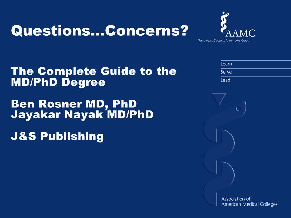 Questions…Concerns.