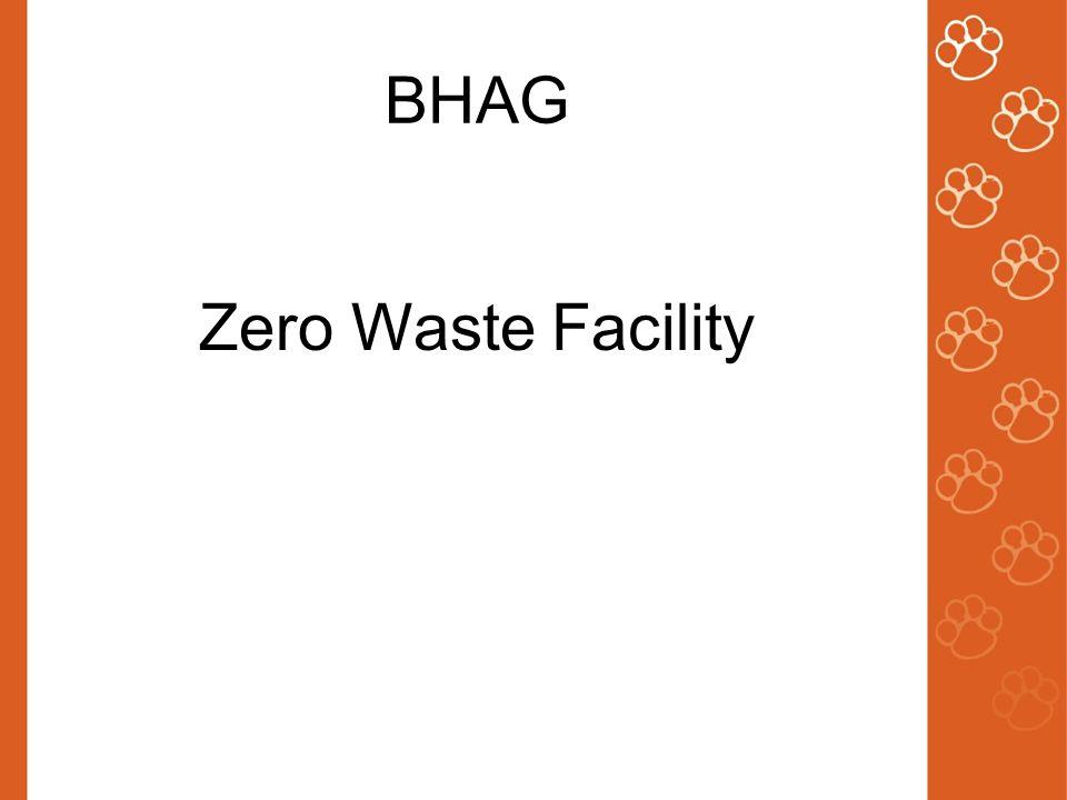 BHAG Zero Waste Facility