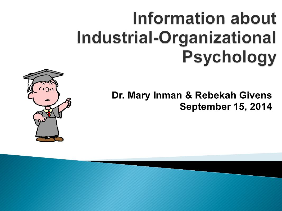 Dr. Mary Inman & Rebekah Givens September 15, 2014