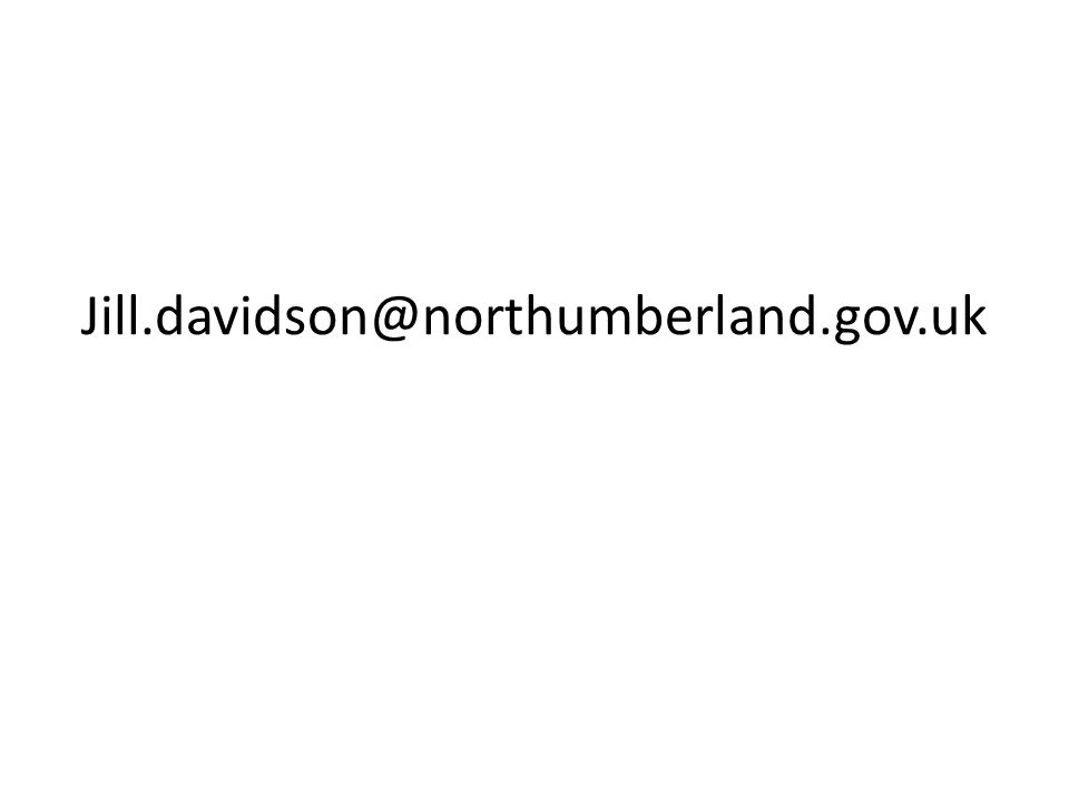 Jill.davidson@northumberland.gov.uk
