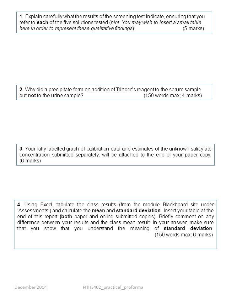 December 2014FHHS402_practical_proforma 5.