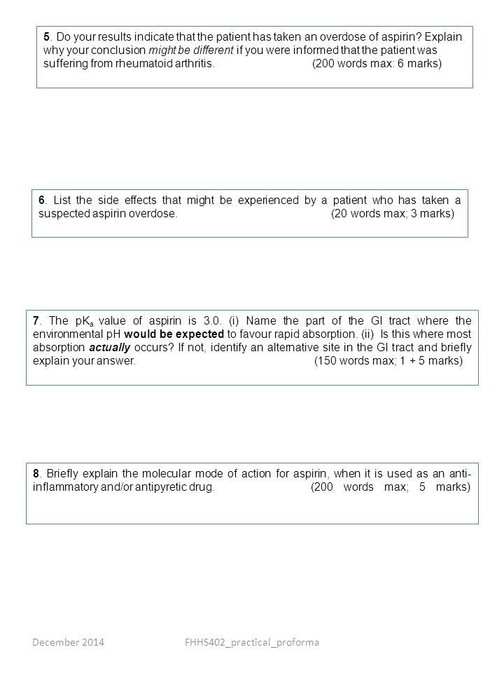 December 2014FHHS402_practical_proforma 9.