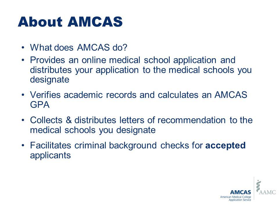 amcas essay length