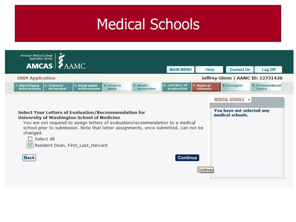 Medical Schools 81