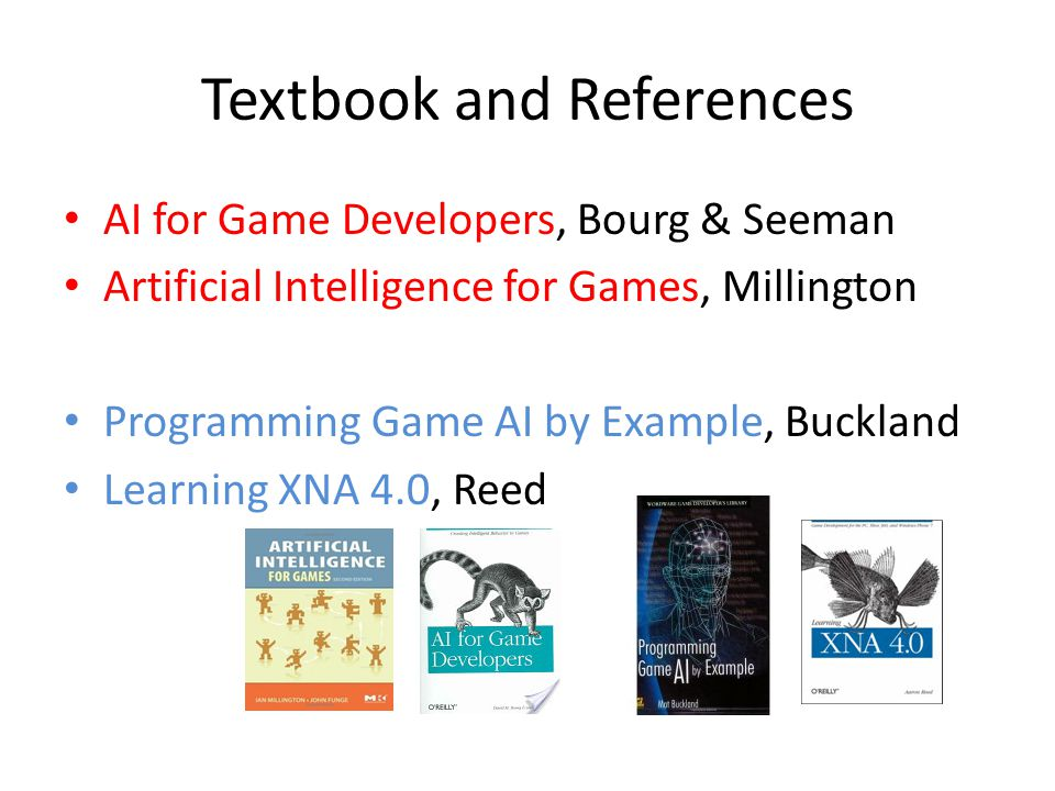 Topics – Tactical and Strategic AI – Board Game/Turn-based Game AI – Advanced Topics (Neural Nets, Genetic Algorithms)