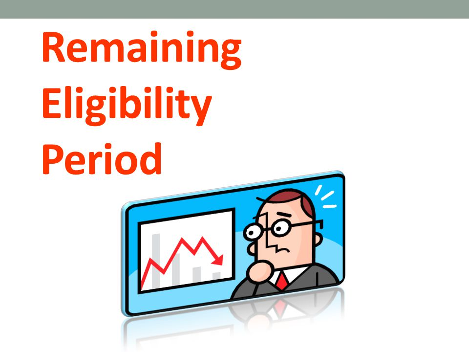 Remaining Eligibility Period