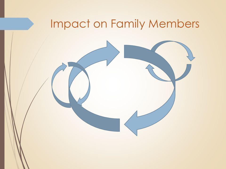 Impact on Family Members