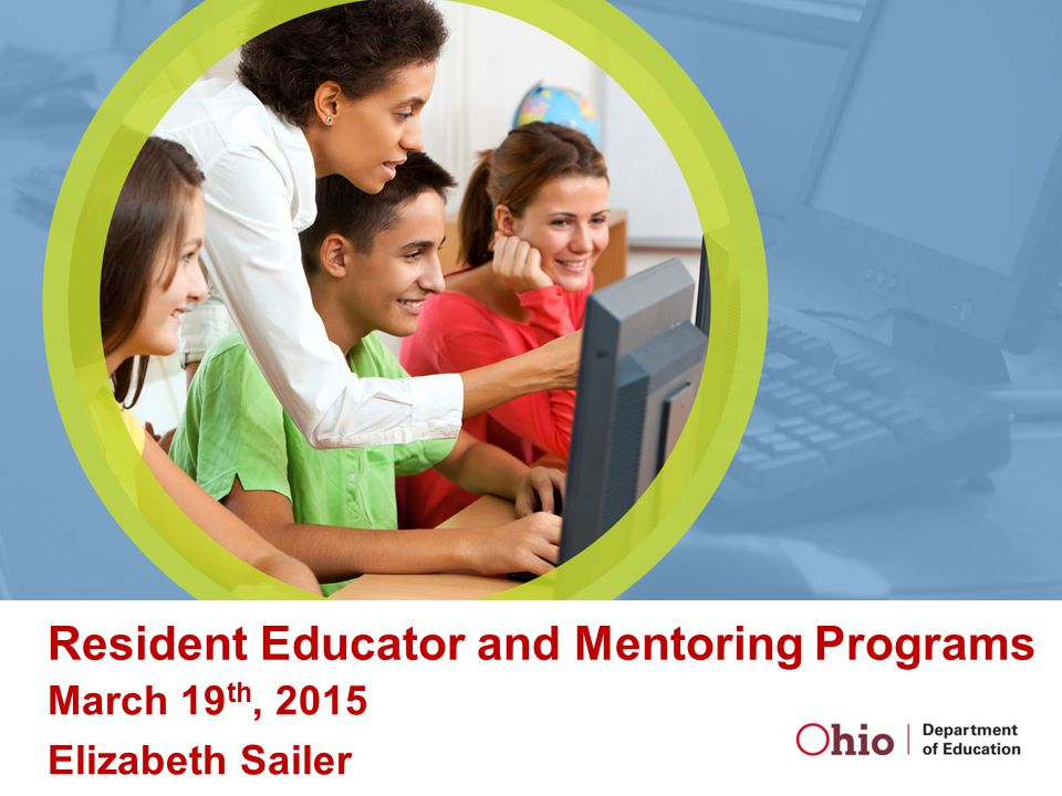 Components of Successful Induction Programs Orientation to the teaching profession, the context of the organization, and to the program Continuum of professional development over a period of at least two or three years Mentoring component Structure for modeling effective teaching