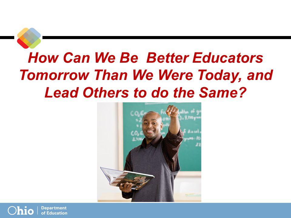 Ohio's 4 Tiered Licensure Structure Resident Educator LicenseProfessional Educator LicenseSenior Professional Educator LicenseLead Professional Educator License
