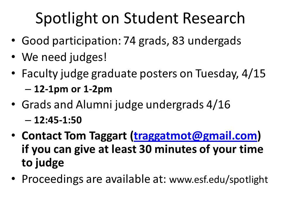 Scholars' Table April 11, 2014 Nifkin (Alumni) Lounge 11:30AM – 1:30PM Free Lunch…..