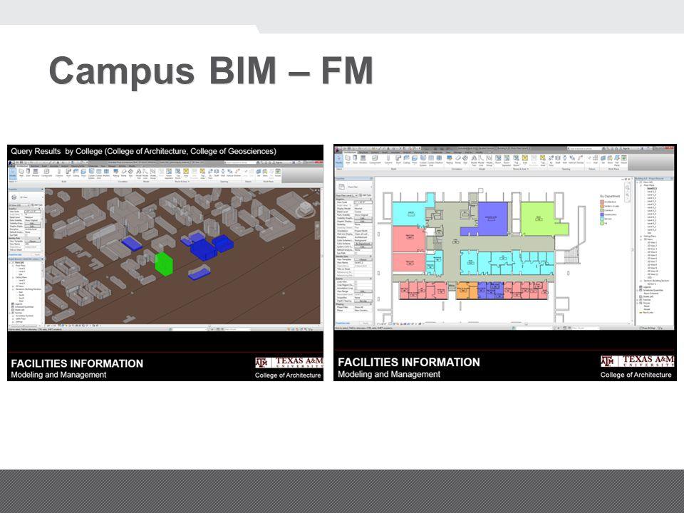 Campus BIM – FM