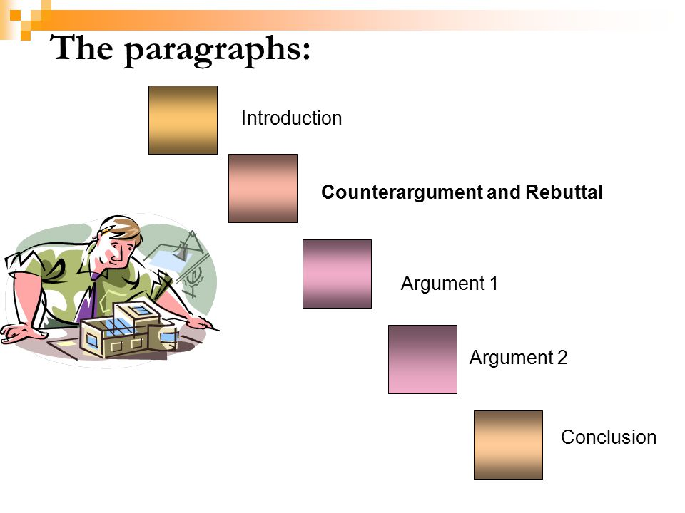 After you have written… Once you have completed your essay, check it for the following things:  Does it provide strong support for your main conclusion.