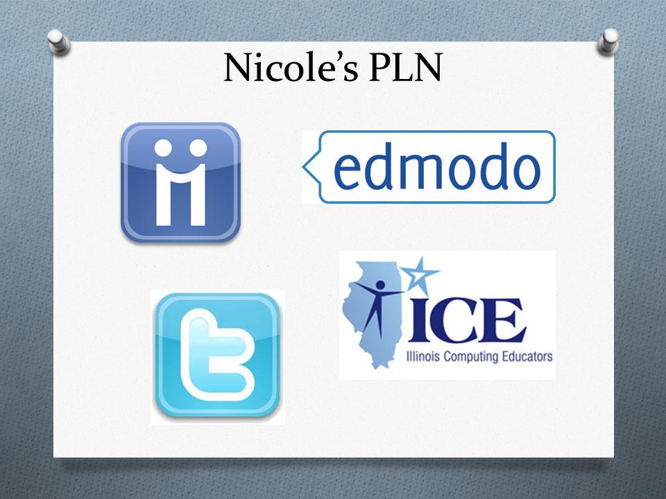 Nicole's PLN