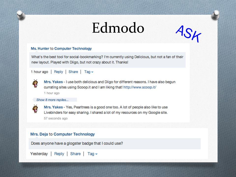 Edmodo ASK