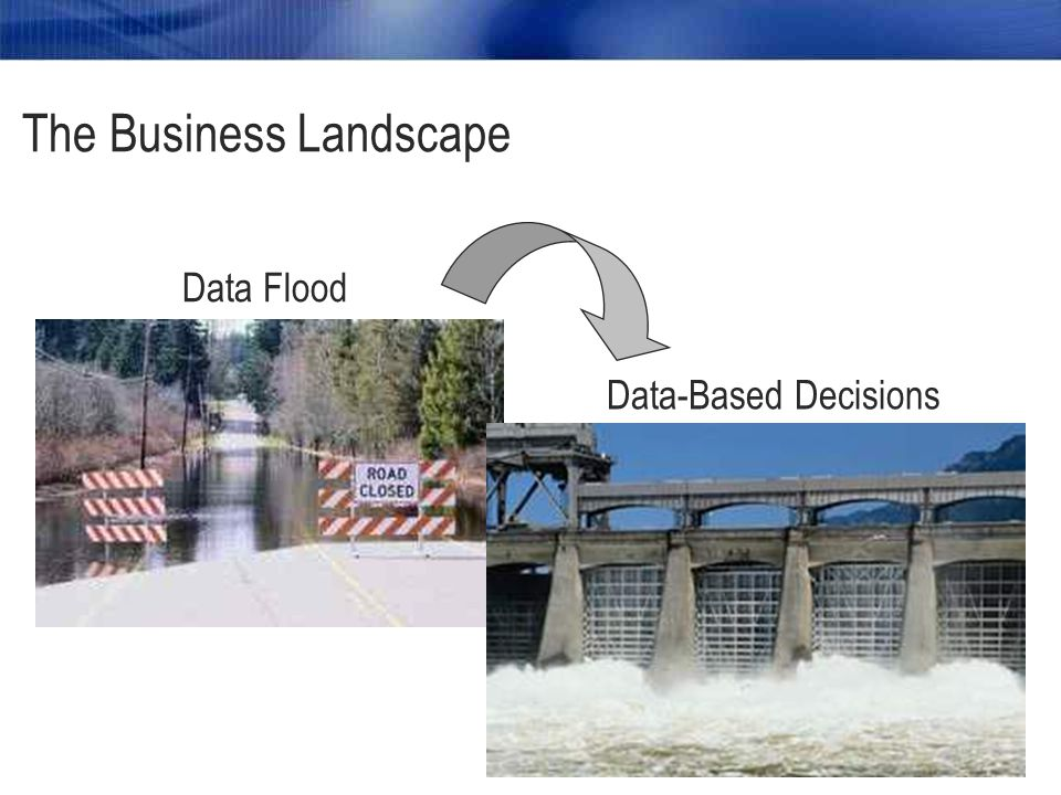 Data Flood Data-Based Decisions The Business Landscape
