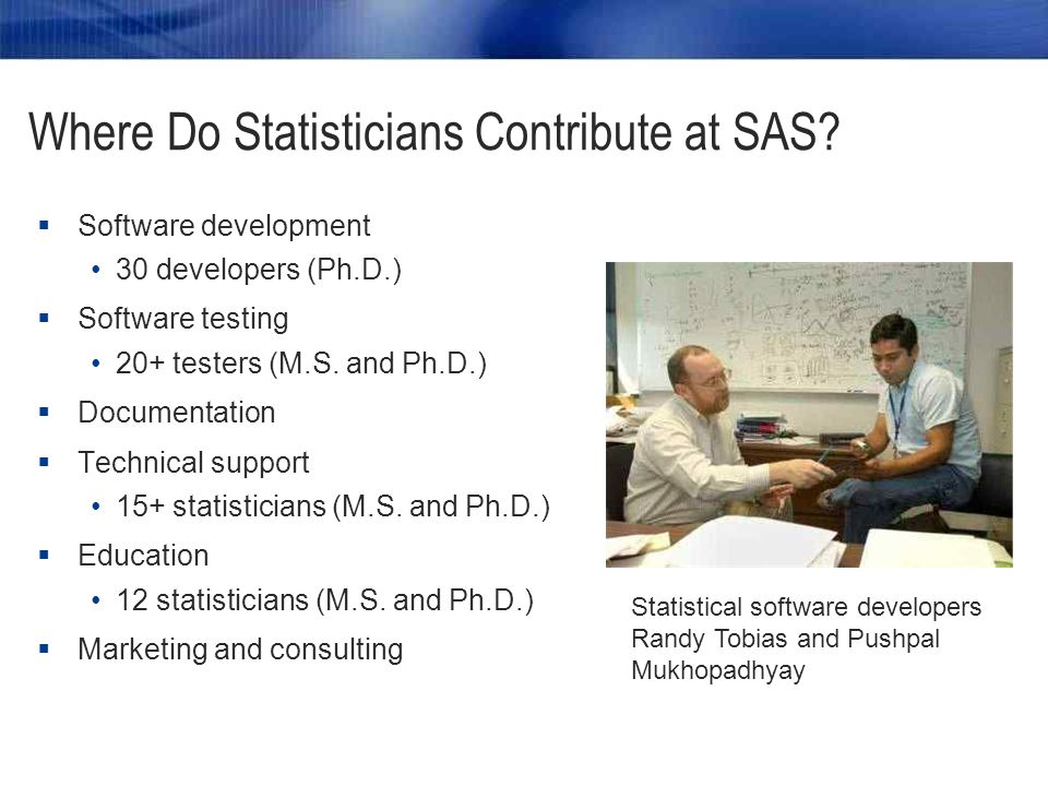 What Drives Statistical Software Development.