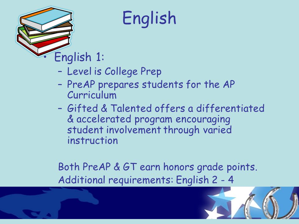 S uccess in Honors/AP requires students who are: Self-motivated, hard-working & who enjoy academic challenge & rigor Capable of success with challenging material presented at a faster pace Willing to take assignments beyond basic requirements Able to have time to devote & still be kids!