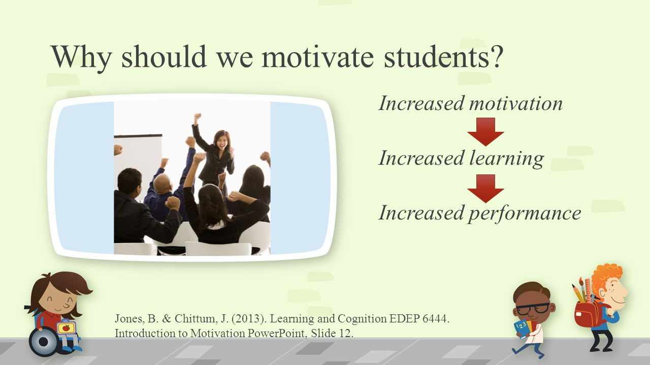 Suggestions for Implementation According to Dr.Brett Jones (2009, p.