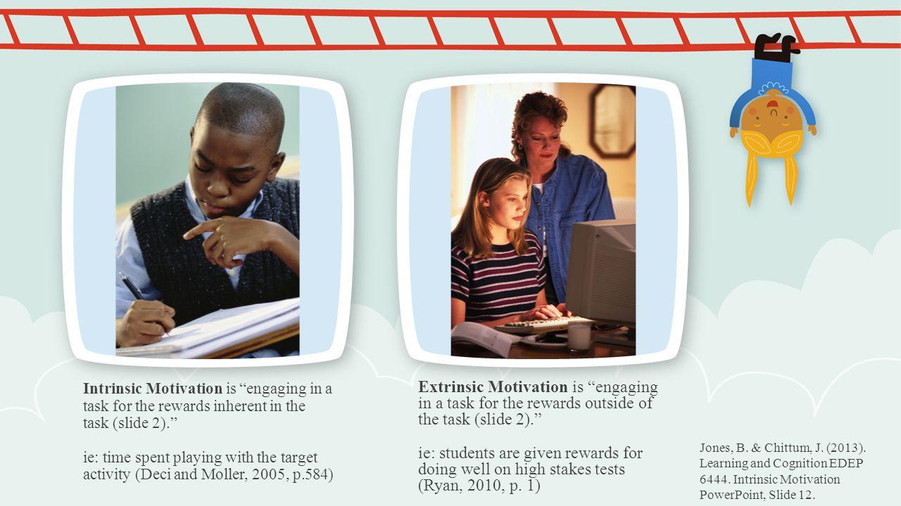 MUSIC Model: Motivation eMpowermentUsefulnessSuccess InterestCaring Jones, B.