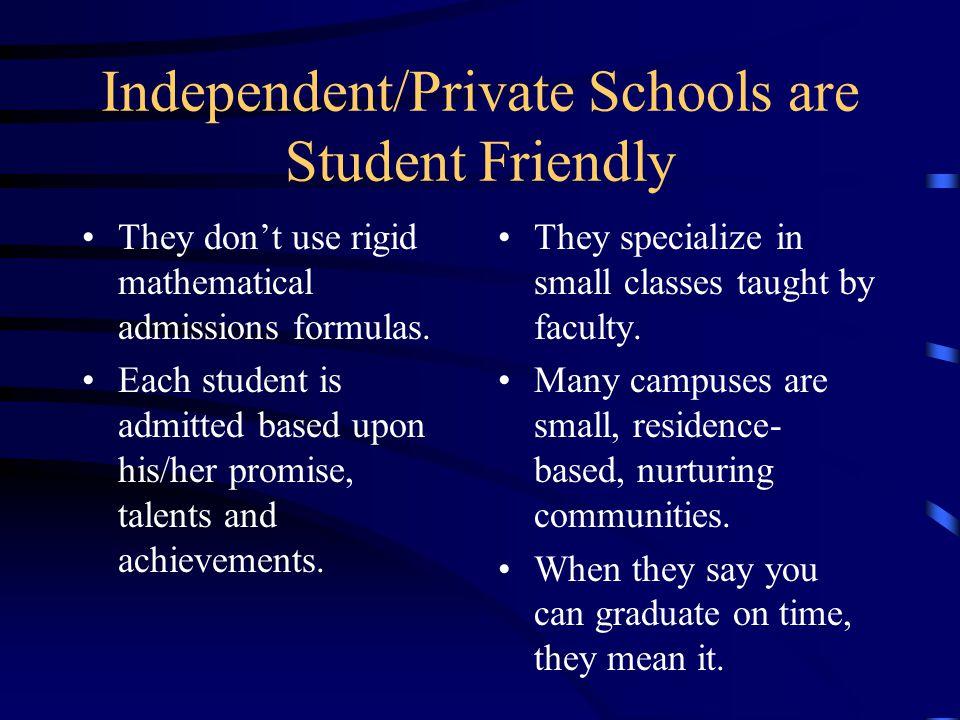 California Independent Colleges & Universities