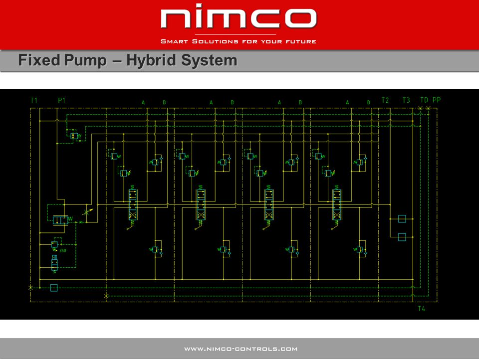 Fixed Pump – Hybrid System
