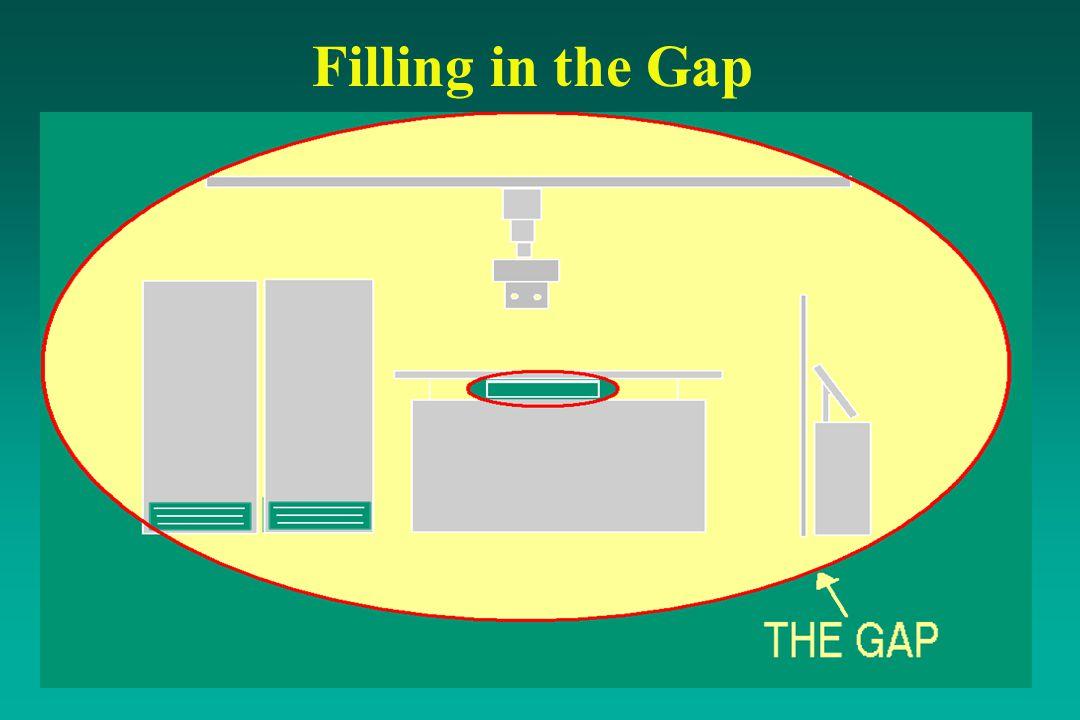 Filling in the Gap