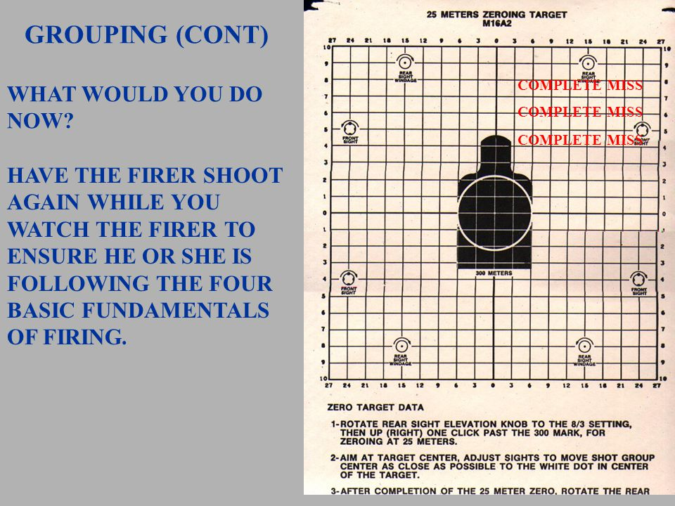 1 2 GROUPING (CONT) WHAT WOULD YOU DO NOW.