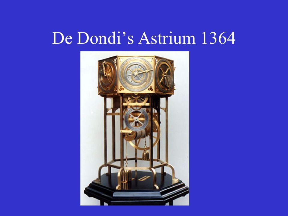 De Dondi's Astrium 1364