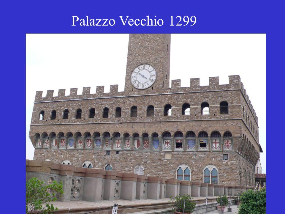 Palazzo Vecchio 1299
