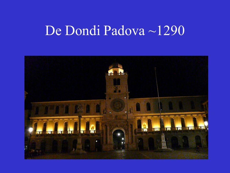 De Dondi Padova ~1290
