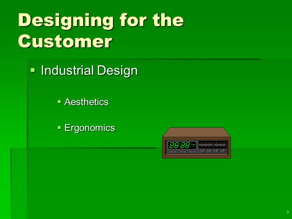 6 Quality Function Deployment  Interfunctional teams from marketing, design engineering, and manufacturing  Voice of the customer  House of Quality