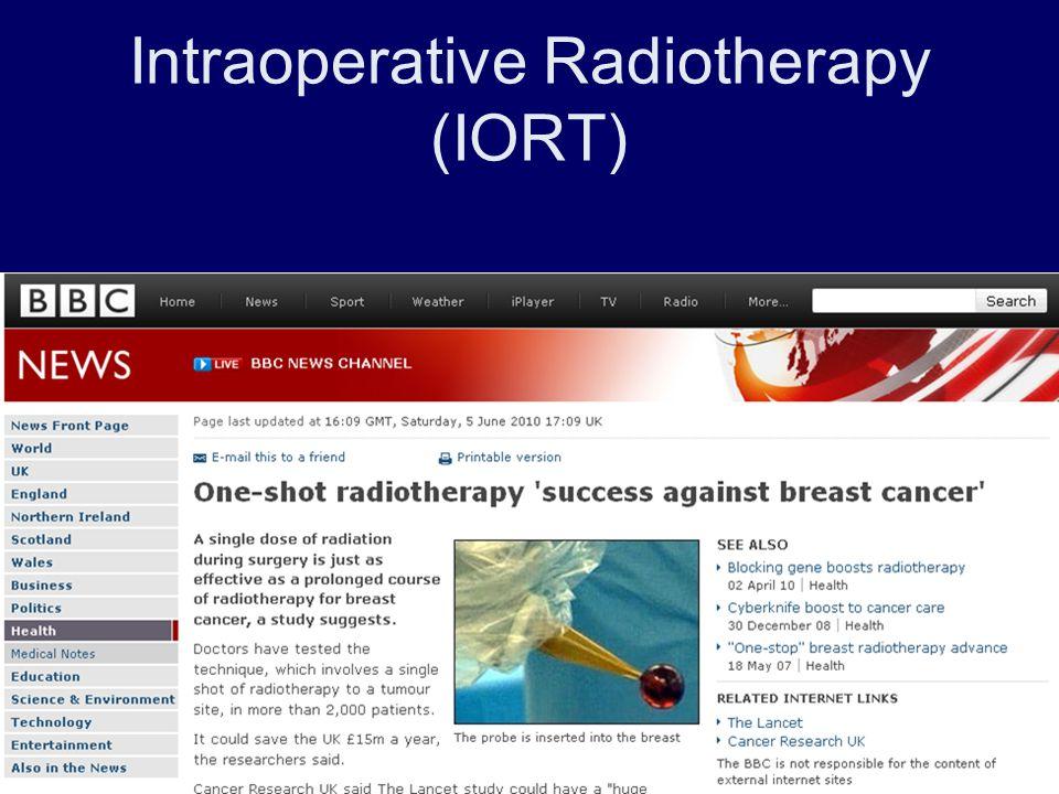 Intraoperative Radiotherapy (IORT)