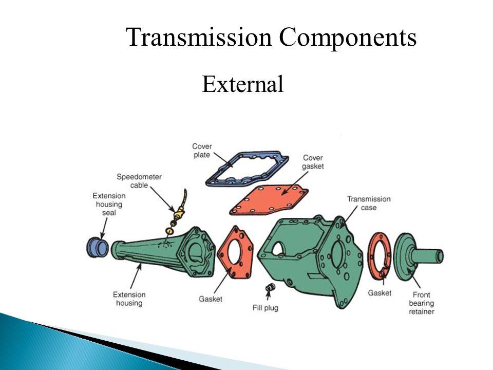 Transmission Components External