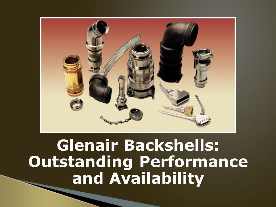 Glenair Backshells: Outstanding Performance and Availability