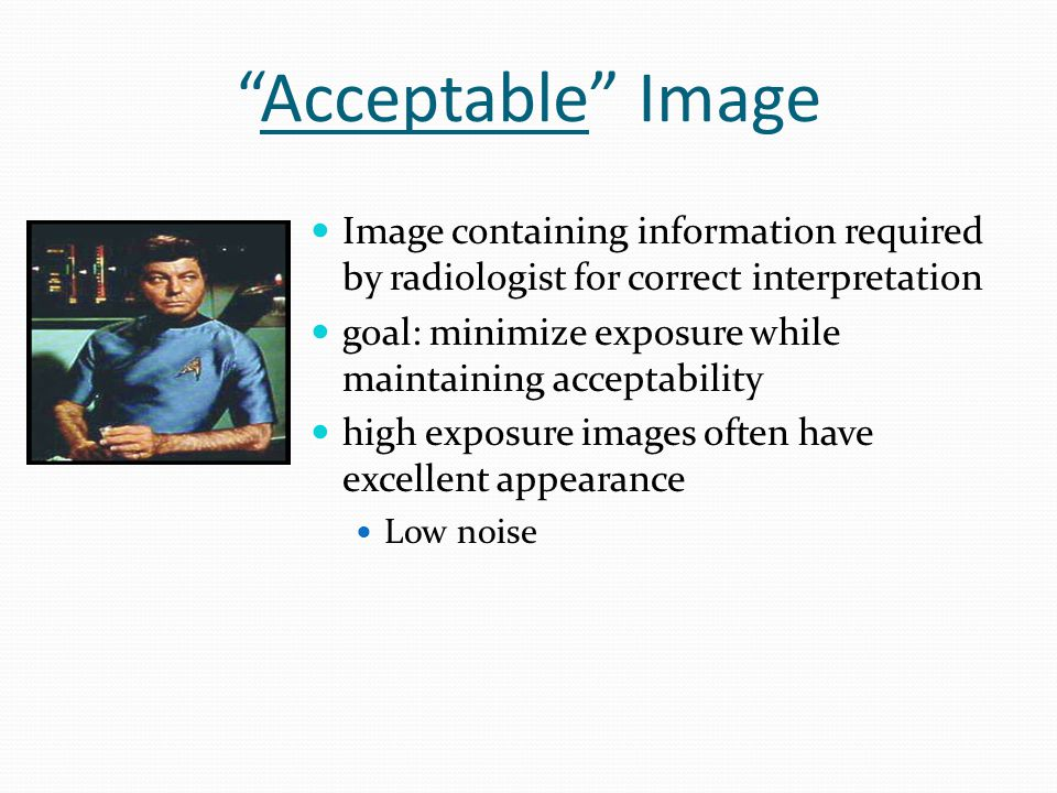 Fluoroscopic Collimation image field is scale seen on monitor expose film on table above scale compare visual field (monitor) with x-ray field on film must check all magnification modes