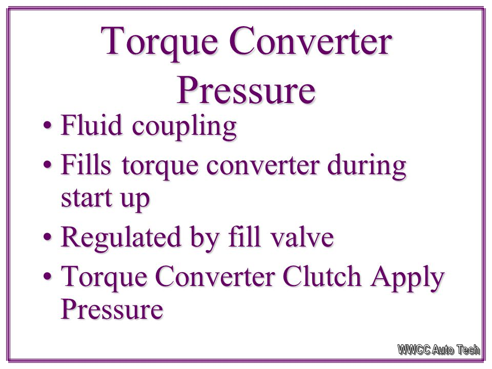Centrifugal Governor Operation Governor Types: Gear Driven, Shaft mounted and Electronic Solenoid Spool Valve operated Page 71c